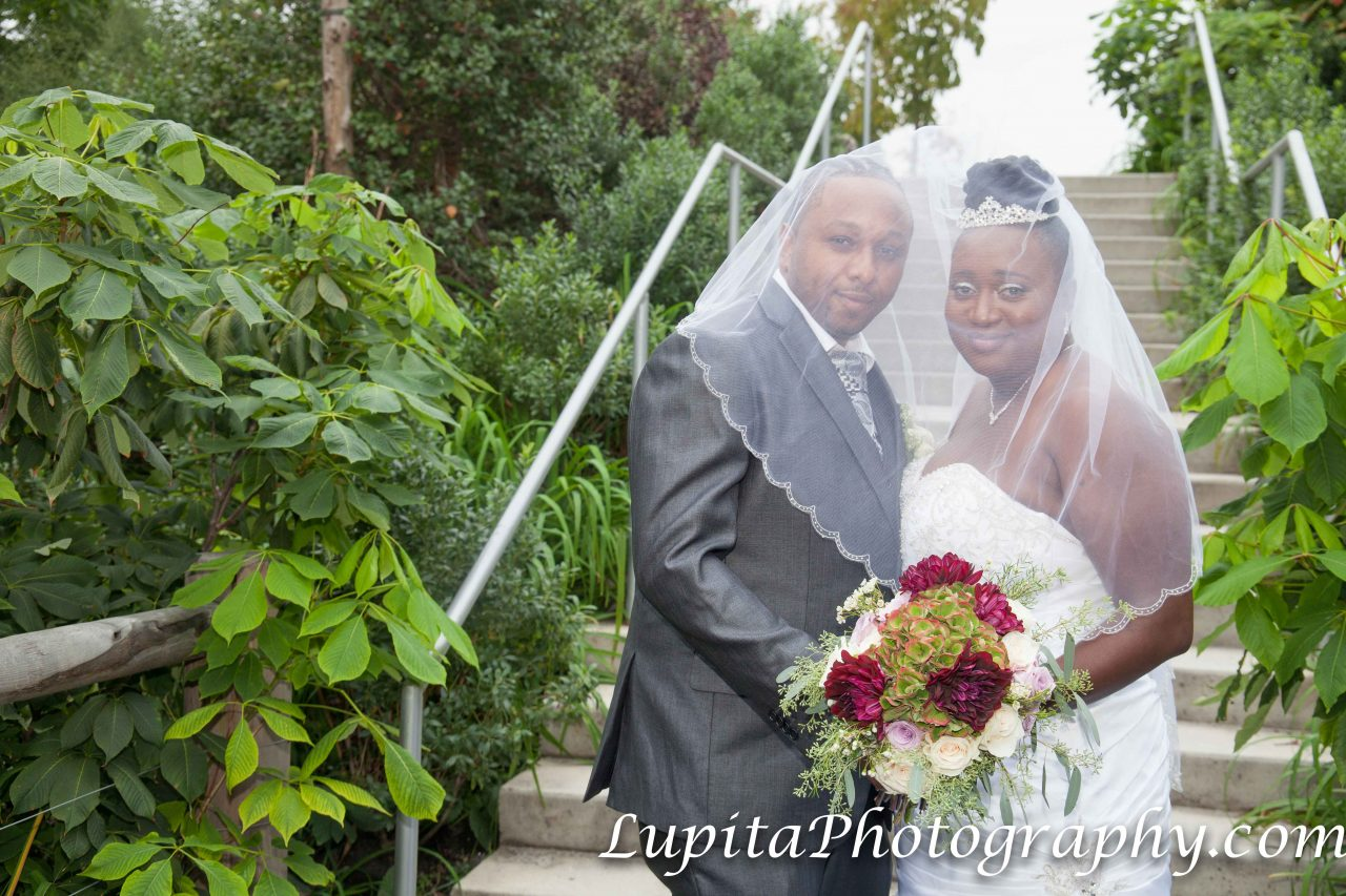 A beautiful couple on their wedding day. It was a great experience creating their photos and video.