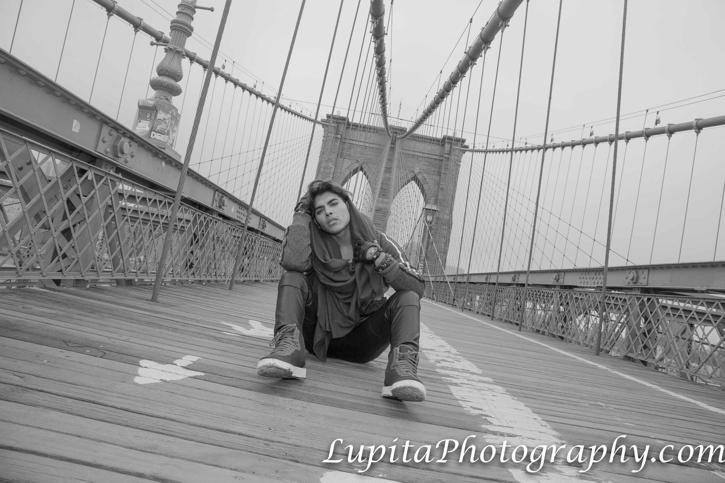 Brooklyn Bridge. NYC.