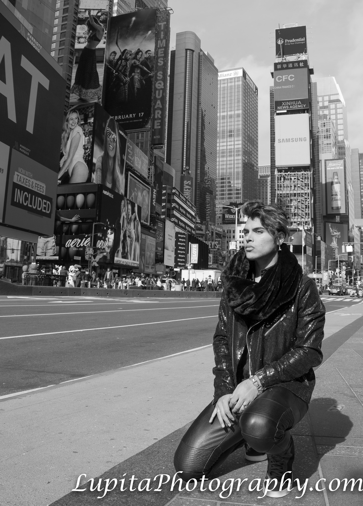 Times Square. New York City.