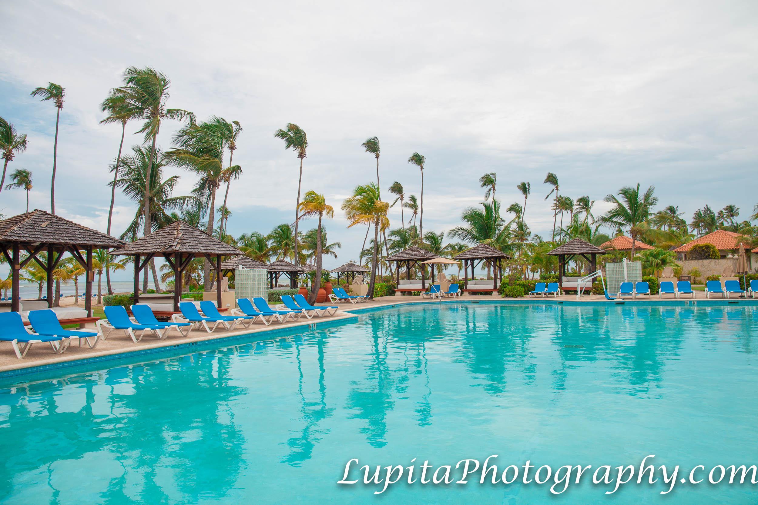 Meliá Coco Beach Resort. Rio Grande. Puerto Rico.