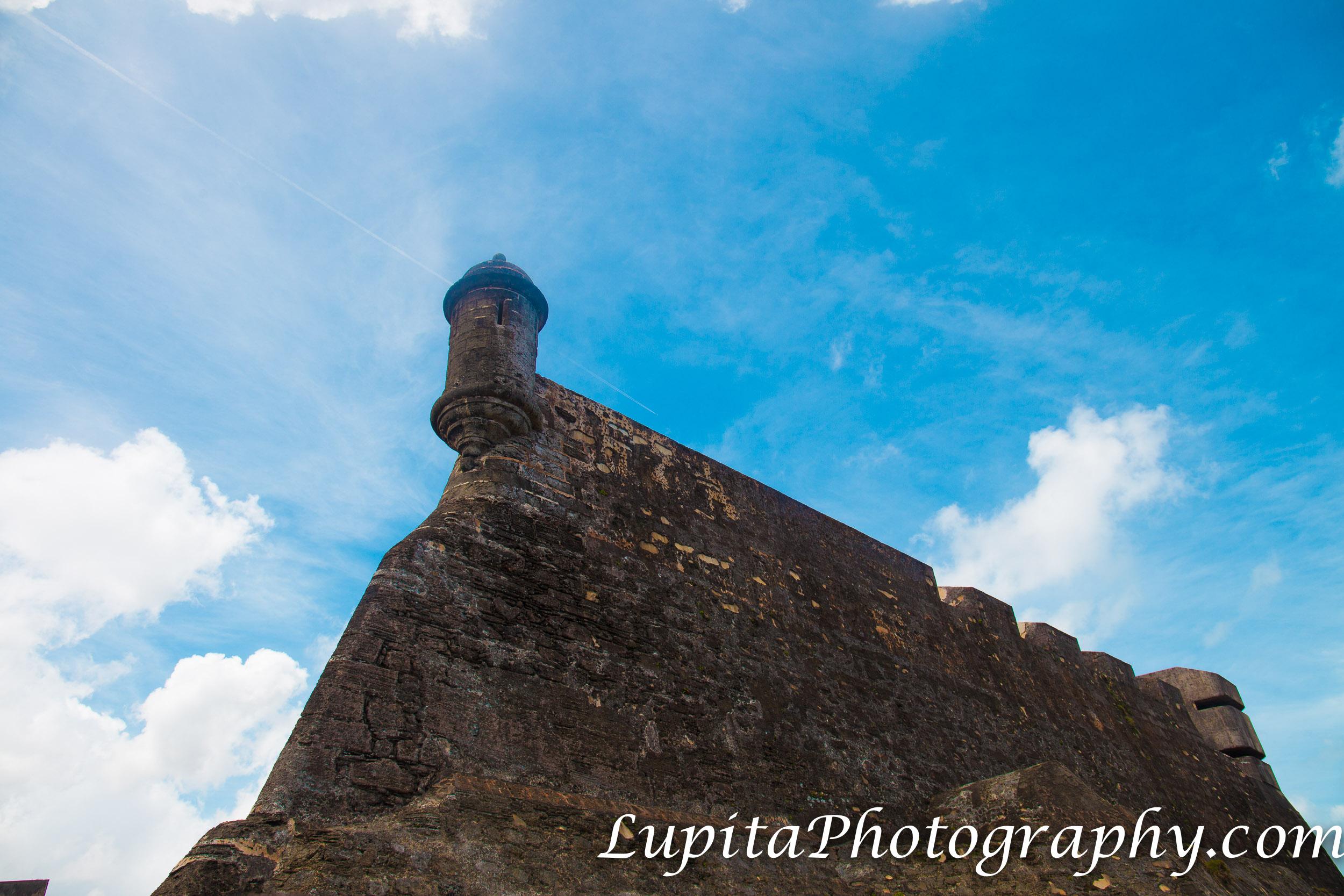 Castillo San Cristóbal, Puerto Rico.