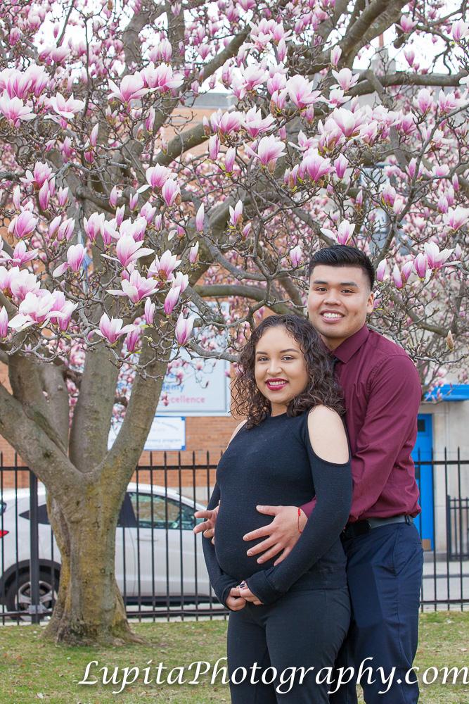 Maternity photography in New York City - Fotografía de maternidad/embarazo en la Ciudad de Nueva York.